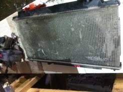 Радиатор охлаждения двигателя. Mazda Familia, BG5S, BG6R, BG3P, BG6S, BG8RA, BG6P, BG8R, BG5P, BG8S, BG8P, BG7P, BG6Z, BG8Z, BG3S