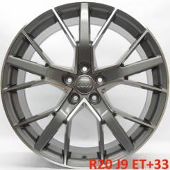Audi. 9.0x20, 5x112.00, ET33, ЦО 66,6мм.