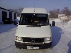Mercedes-Benz Sprinter 208 D. Мерседес спринтер, 2 200 куб. см., 1 500 кг.