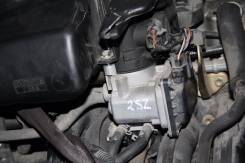 Заслонка дроссельная. Toyota: Vitz, Ractis, Yaris, Soluna Vios, Vios, Vios / Soluna Vios, Belta Двигатель 2SZFE