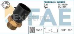 Датчик включения вентилятора. Opel Vectra