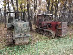 Вгтз ДТ-75. Трактор, 1000 л.с.