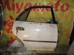 Дверь Toyota Carina 190 задняя правая