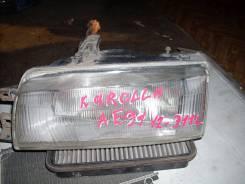 Фара. Toyota Corolla, AE91, AE95, AE96