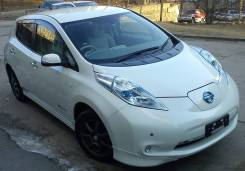 Nissan Leaf. автомат, передний, электричество, 39 тыс. км, б/п