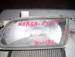 Фара. Toyota Corsa, EL51, EL53, EL55