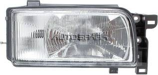 Фара. Nissan Mistral Nissan Terrano II, R20 Двигатели: KA24E, TD27T, TD27TI, ZD30