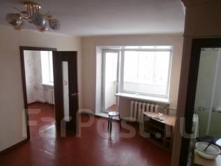 2-комнатная, Ул.Комсомольская 8. СРВ, агентство, 43 кв.м.