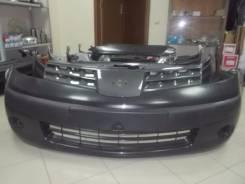 Бампер. Nissan Note, ZE11, E11, NE11 Двигатели: CR14DE, K9K, HR16DE, HR15DE