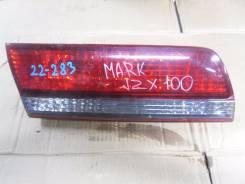 Вставка багажника. Toyota Mark II, GX105, JZX105, JZX100, GX100, JZX101, LX100