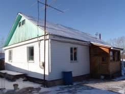 Дом с. Ильинка, 85 кв, 15 соток земли. Улица Угловая 8, р-н с. Ильинка, площадь дома 85 кв.м., скважина, электричество 15 кВт, отопление электрическо...
