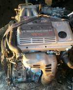 Двигатель в сборе. Toyota: Alphard, Highlander, Kluger V, Harrier, Estima Lexus RX300, MCU35, MCU10, MCU15 Двигатели: 1MZFE, 1MZ