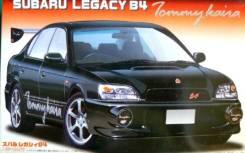Сборная модель 1/24 Subaru Legacy B4
