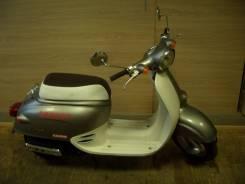 Honda Giorno. 50 куб. см., исправен, без птс, без пробега