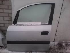 Дверь передняя левая Opel zafira A 1999-2005