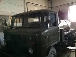 ГАЗ 66. ГАЗ-66-В1-АТА-1,8 цистерна для перевозки воды., 4 250 куб. см., 3 500 кг.