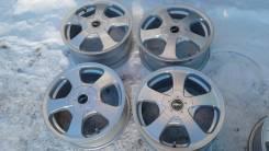 Bridgestone. 6.5x16, 5x100.00, 5x114.30, ET48, ЦО 71,0мм.