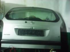Крышка багажника (пятая дверь)Opel Zafira A 1999-2005
