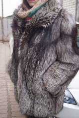 Шубы из чернобурки. 46, 48