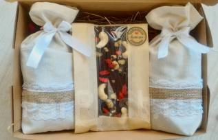 Иван-чай и натуральный шоколад ручной работы. Под заказ