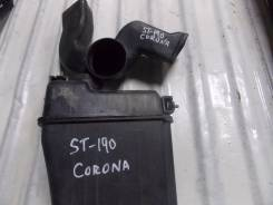 Бачок воздухозаборника комплект. Toyota Corona, ST190