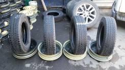 Dunlop SP. Зимние, 2011 год, износ: 20%, 4 шт