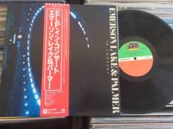 PROG! ELP / Emerson, Lake & Palmer - In Concert - JP LP 1979