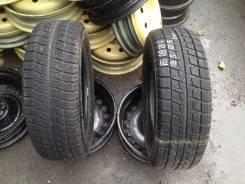 Bridgestone Blizzak Revo2. Зимние, износ: 10%, 2 шт