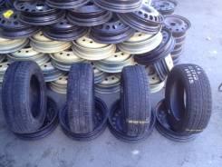 Bridgestone Blizzak Revo2. Зимние, износ: 30%, 4 шт