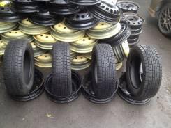 Goodyear Ice Navi Hybrid Zea. Зимние, износ: 5%, 4 шт