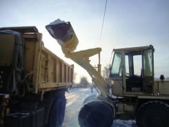 Орел-Погрузчик ТО-1835. Фронтальный погрузчик ТО-30, 3 500 куб. см., 2 700 кг.