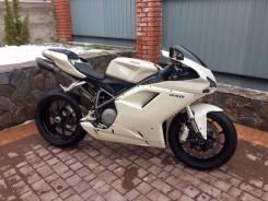 Ducati 848 Evo. 850 куб. см., исправен, без птс, без пробега. Под заказ