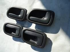 Ручка двери внешняя. Toyota: Corolla, Corolla Levin, Sprinter, Sprinter Trueno, Corolla Spacio, Sprinter Carib, Corolla Sprinter Двигатели: 2CE, 5AFE...