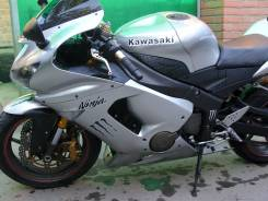 Kawasaki Ninja. 600 куб. см., исправен, птс, с пробегом