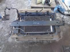 Радиатор охлаждения двигателя. Toyota Corolla Rumion, ZRE152 Двигатели: 2ZRFAE, 2ZRFE