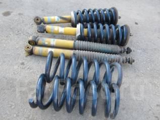 Подвеска. Mitsubishi Pajero, V63W, V73W, V65W, V75W, V78W, V68W