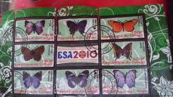 Экзотические марки - Конго