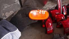 Повторитель поворота в крыло. Mitsubishi Pajero Mini, H56A