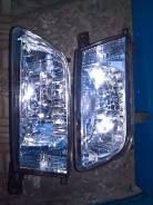 Фара. Nissan Sunny, FNB15, JB15, FB15, SB15, QB15, B15 Двигатели: QG15DE, SR16VE, YD22D, QG18DD, QG13DE, YD22DD