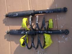 Пружина подвески. Nissan Serena, TC24, CNC25, NC25 Двигатели: QR20DE, MR20DE