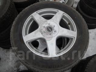 Комплект колёс Brigestone 215/60R16. x16 5x100.00, 5x114.30