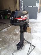 Hangkai. 6,00л.с., 2х тактный, бензин, нога S (381 мм), Год: 2016 год