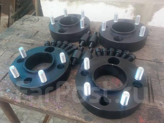 Изготовление, продажа проставок для ступицы и клиренса колесный крепеж
