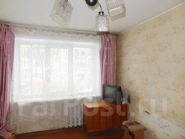 2-комнатная, улица Автомобилистов 49/1. 5 км, агентство, 44 кв.м.