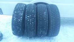 Dunlop Grandtrek SJ6. Зимние, без шипов, без износа, 4 шт