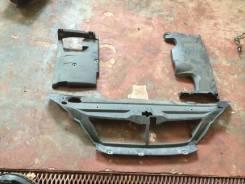 Защита двигателя пластиковая. Lexus GX470, UZJ120 Двигатель 2UZFE