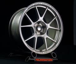 Weds Sport TC105N. 9.0/9.0x18, 5x114.30, ET15/34, ЦО 73,0мм.