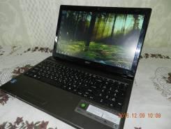 """Acer Aspire 5560G. 15.6"""", 1 400,0ГГц, ОЗУ 4096 Мб, диск 320 Гб, WiFi, аккумулятор на 1 ч."""