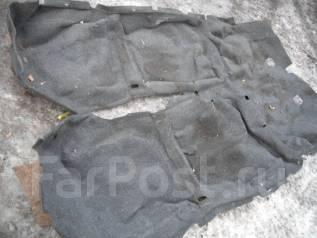 Ковровое покрытие. Toyota Sprinter Carib, AE111G Двигатель 4AFE