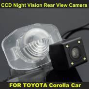 Штатная камера в подсветку номера Toyota Corolla 2007 -2013